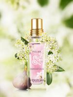 LOC-5-Figuier-Osmanthus-028 Still Life Product Photographer Dennis Pedersen Beauty Cosmetic Liquid Fragrance Loccitaine Figuier Osmanthus Garden Advertising Editorial Creative