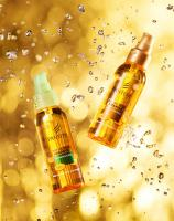 192 Still Life Product Photographer Dennis Pedersen Beauty Cosmetic Liquid Pantene Splash Oil Argan Bokeh Advertising Editorial Creative