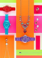 207 Still Life Product Photographer Dennis Pedersen Watches colourful Earings Necklace Ring Advertising Editorial Creative