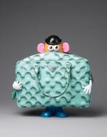 069 Still Life Product Photographer Dennis Pedersen Mr Potatoe Head Prada Handbag Advertising Editorial Creative