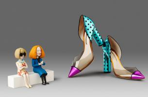 076 Still Life Product Photographer Dennis Pedersen Fashion Shoes Sophia Webster Advertising Editorial Creative