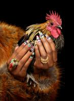 079 Still Life Product Photographer Dennis Pedersen Chicken fashion Nails Hands Ethnic Advertising Editorial Creative