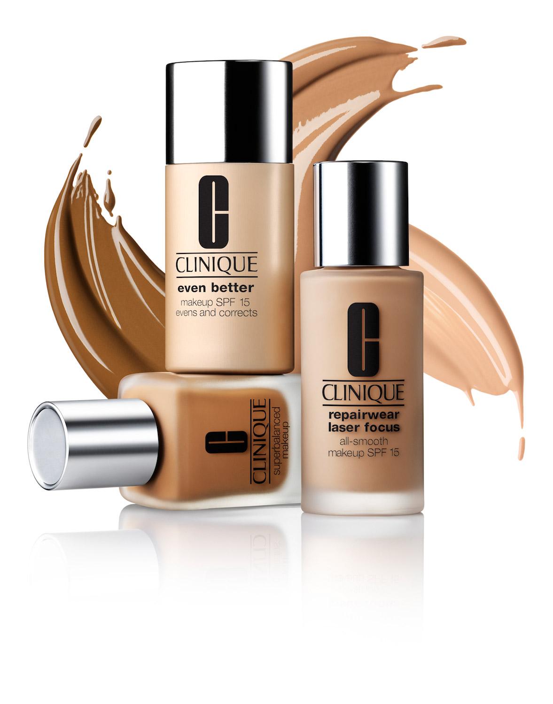 Foundation Cosmetics: London, New York, Paris, Milan