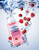 003 1 Still Life Product Photographer Pedersen advertising water splash fruit clearasil cosmetic beauty liquid Bubble